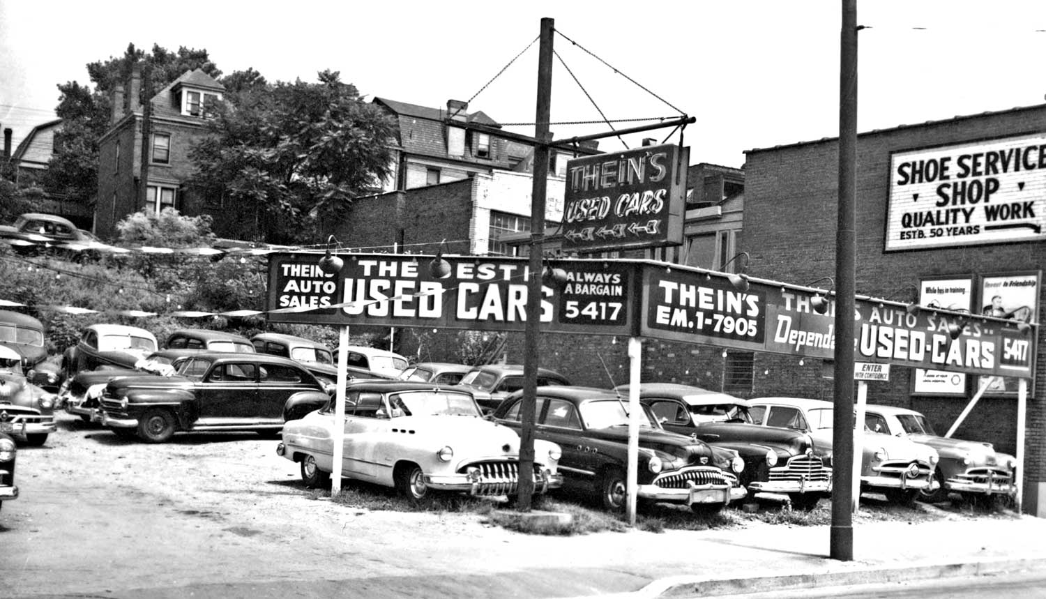 Auto Garage For Sale Pittsburgh: Thein's And Agnew's Used Car Lots
