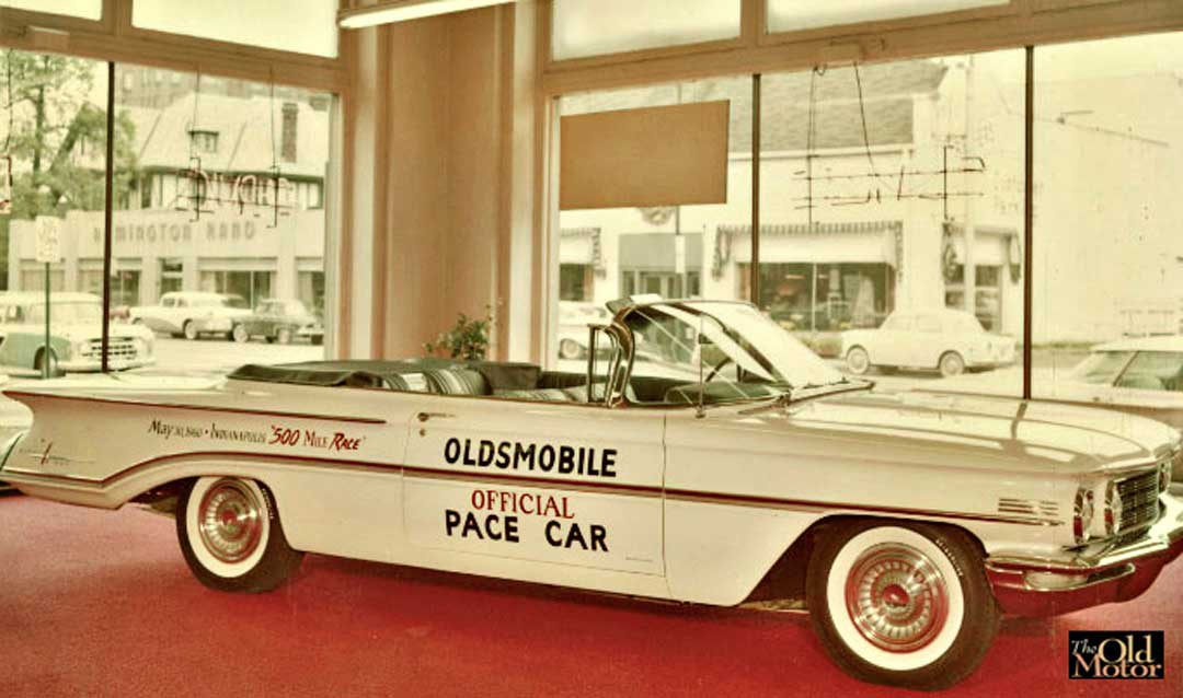 Charlie Stewart\'s 1960 Oldsmobile Indianapolis 500 Pace Car | The ...
