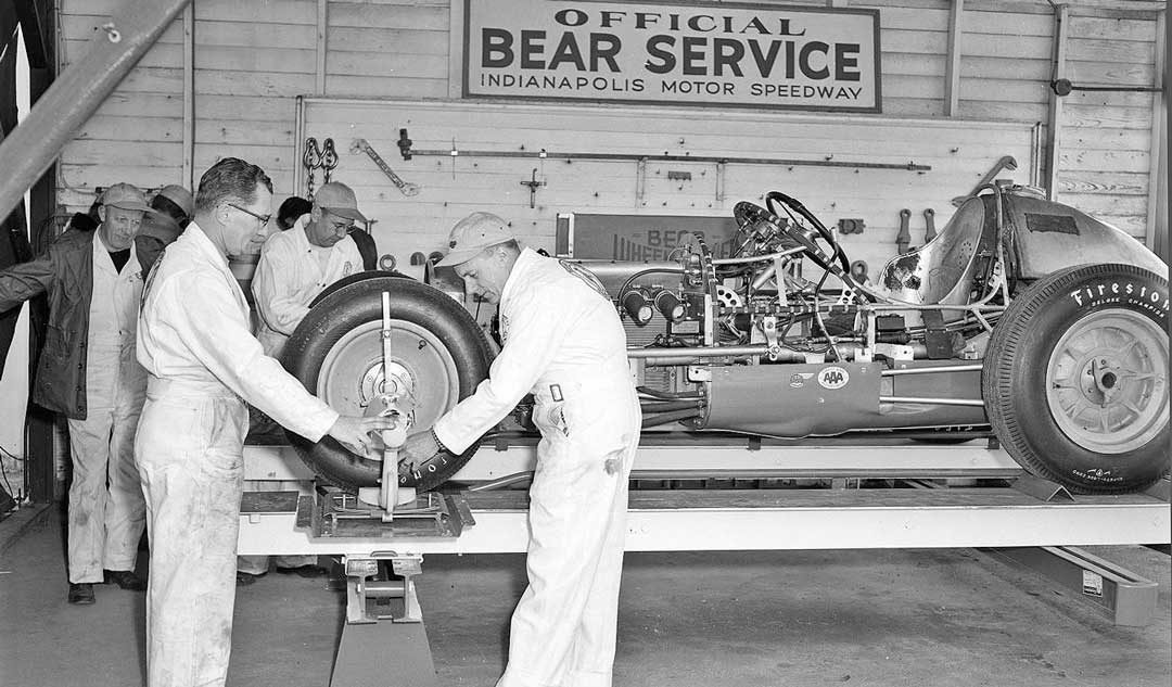 1954 Indy 500: Bear Alignment of an Offy-Powered Racing Car | The ...