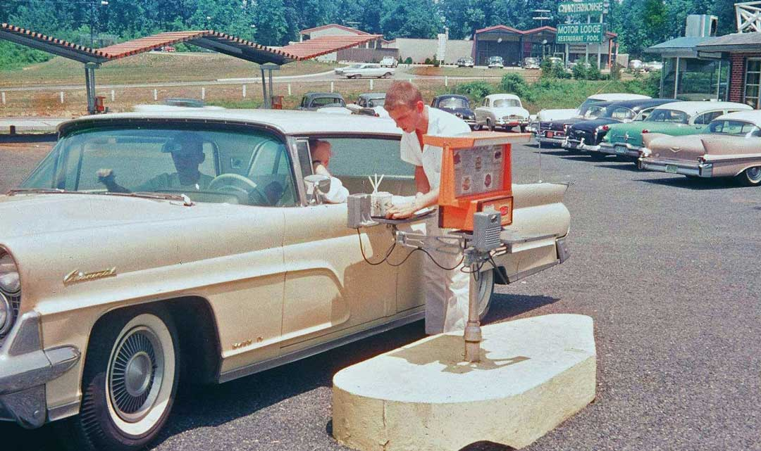 Four Fun Friday Fifties And Sixties Kodachrome Car Images The Old