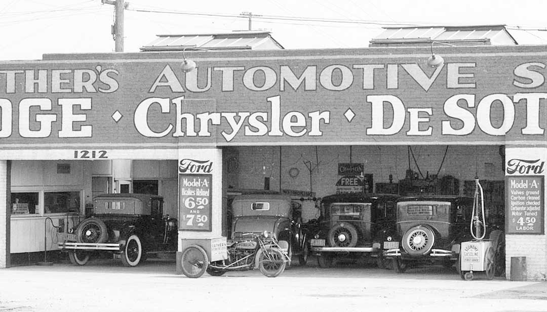 ford valve job luther s automotive los angeles california the old motor. Black Bedroom Furniture Sets. Home Design Ideas