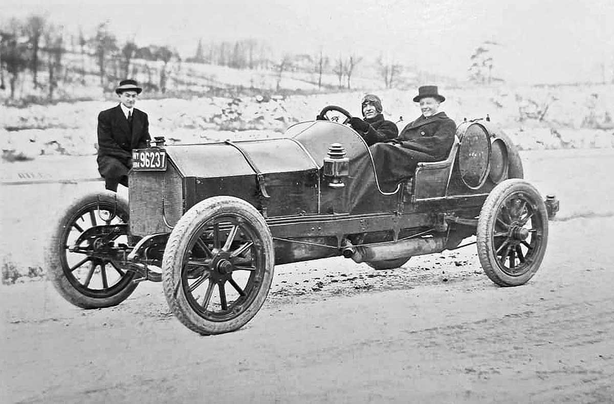 Auto photos 1885 – 1920 | The Old Motor