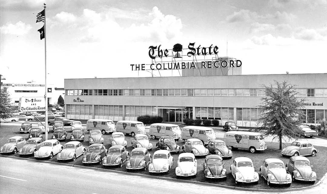 The State-Record Publishing Company Volkswagen Fleet