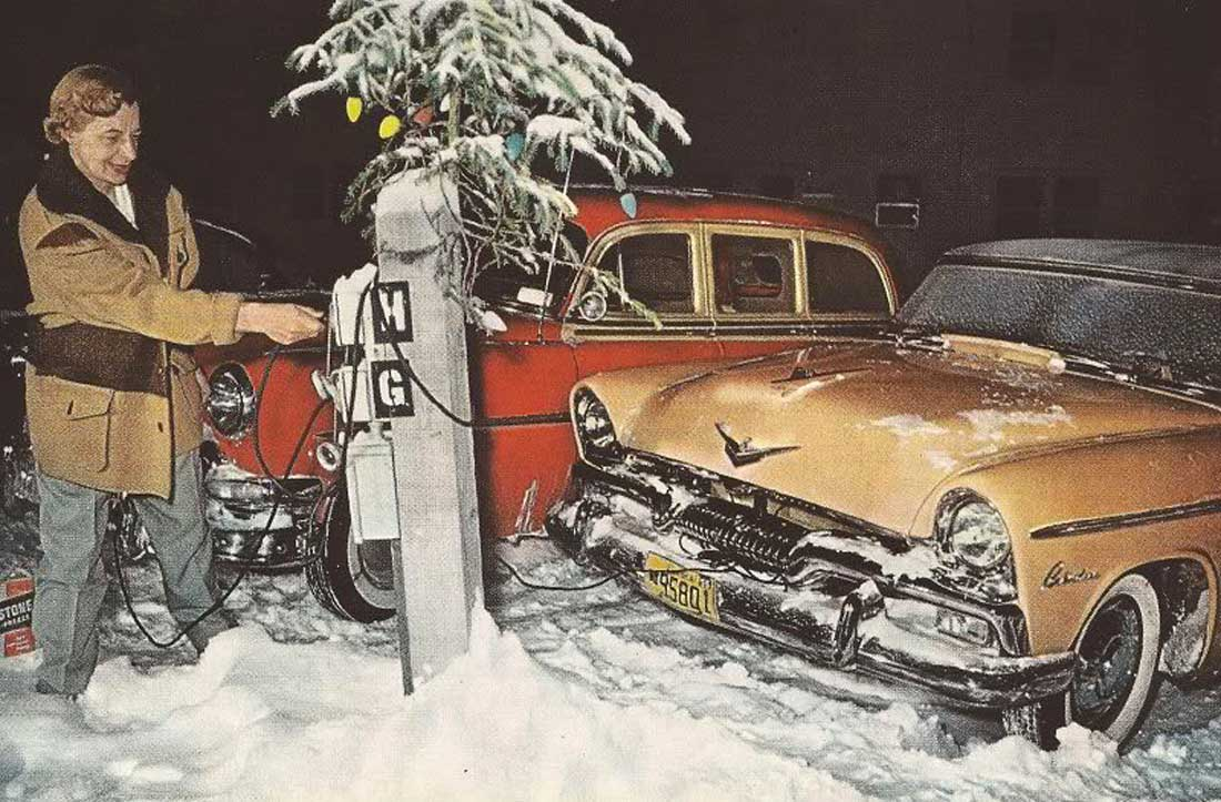 Four Fun Friday Fifties And Sixties Kodachrome Old Car