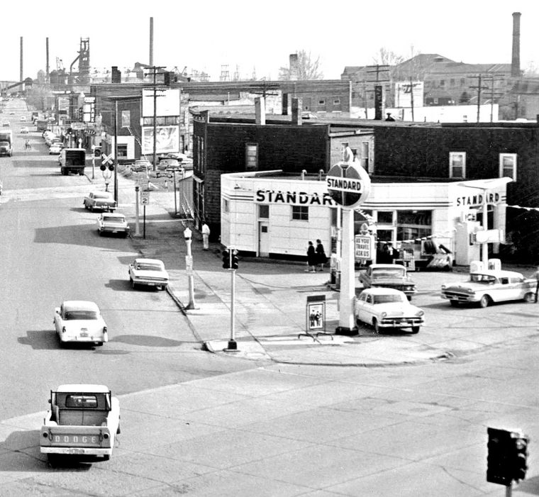 Phillips 66 and Standard Oil Gas Stations – West Duluth ...