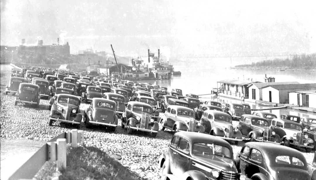 Used Cars Memphis Tn >> Automobiles On and Near the Mississippi River | The Old Motor