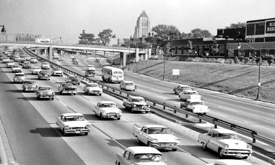 Detroit Michigan | The Old Motor