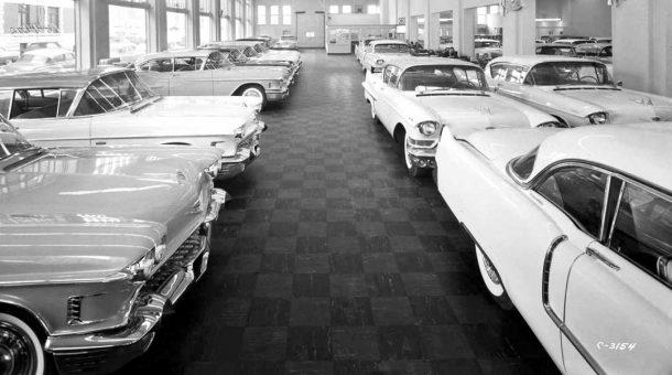 Cadillac Motor Car Division Of General Motors The Old Motor