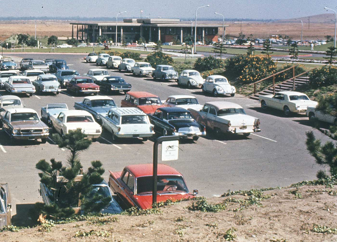 Irvine Auto Center >> Parking Lot Series: University of California at Irvine | The Old Motor