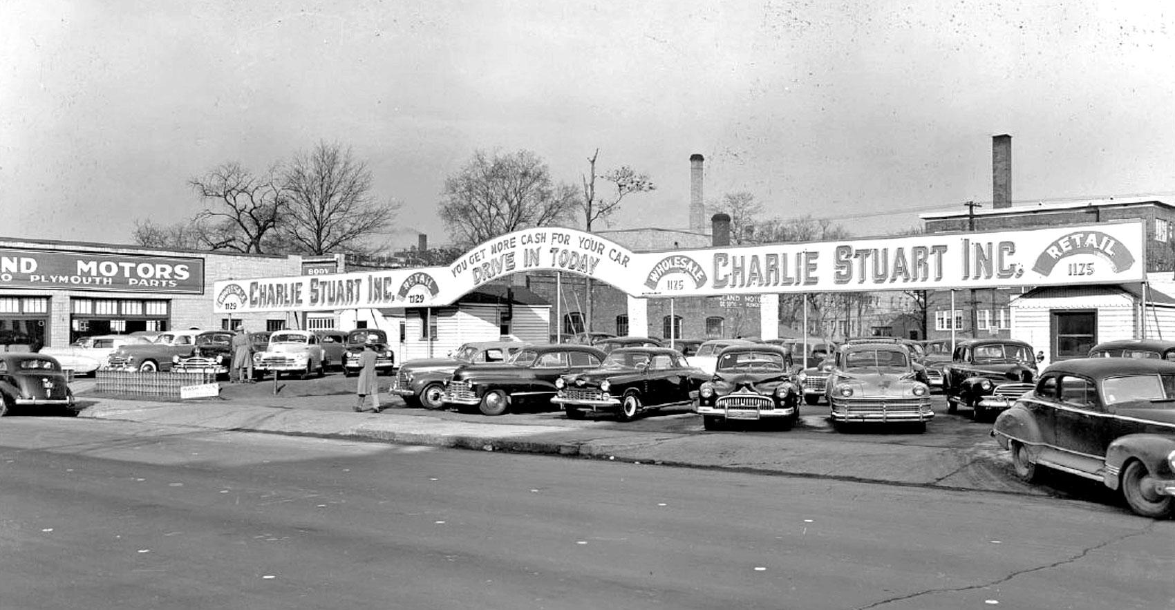 Indianapolis New Car Dealer Charlie Stuart Inc Used Car