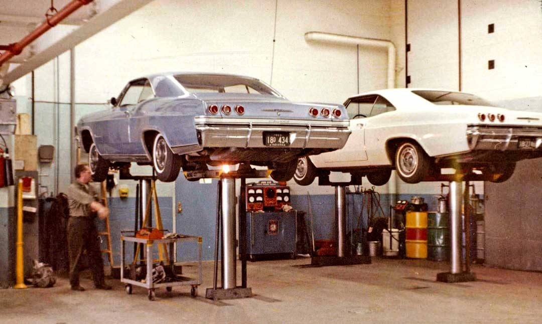 American Chevrolet Muncie >> Chevrolet Muncie Indiana Transmission Plant Images The Old