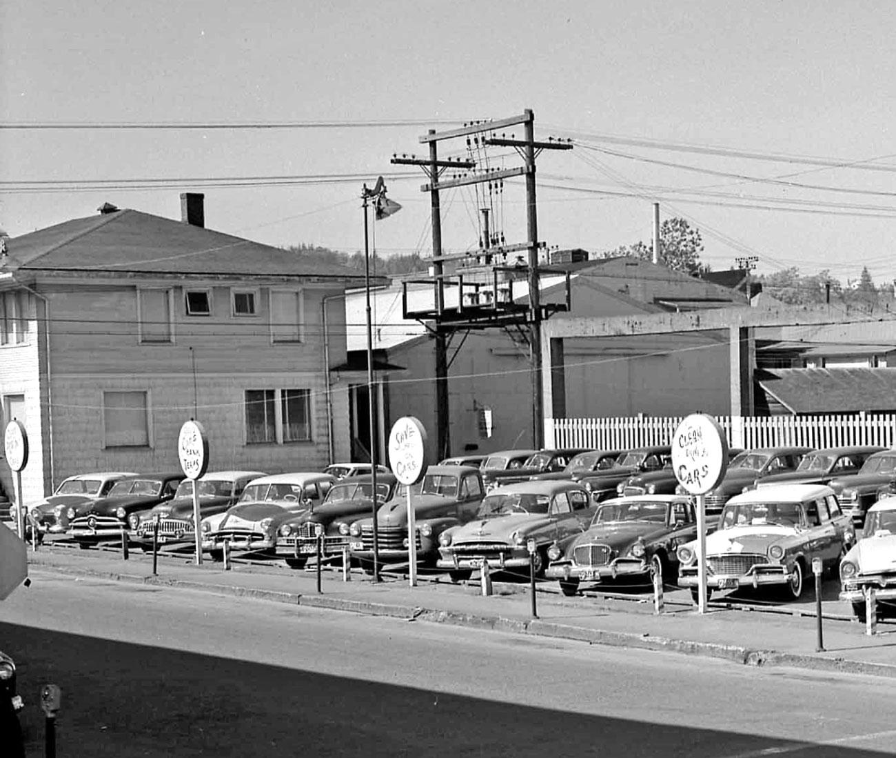 Morehead Motors Used Car Lot Aberdeen, Washington