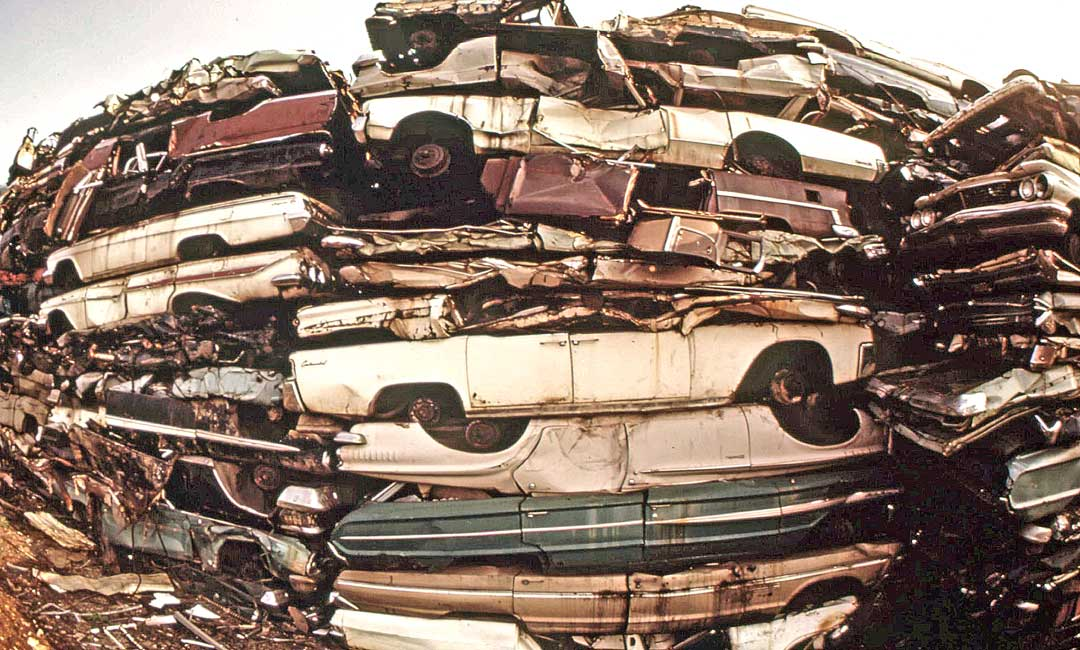 Albuquerque Salvage Yards >> Salvage Yard Photos From The Epa Documerica Project The Old Motor