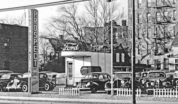 Ford Dealership Brooklyn >> Prospect Motors Brooklyn New York The Old Motor
