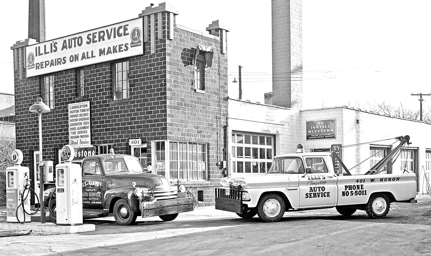 Illi S Auto Service General Repairs Ann Arbor Michigan